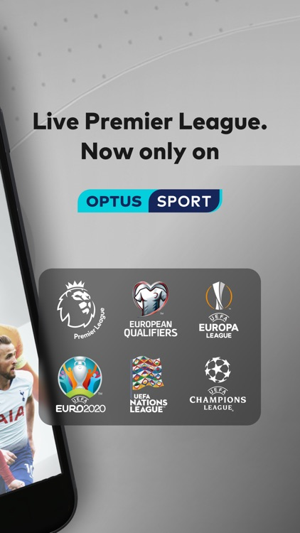 Optus Sport screenshot-1