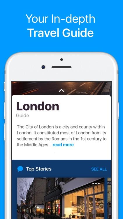 Travel Guides by Ulmon screenshot-0