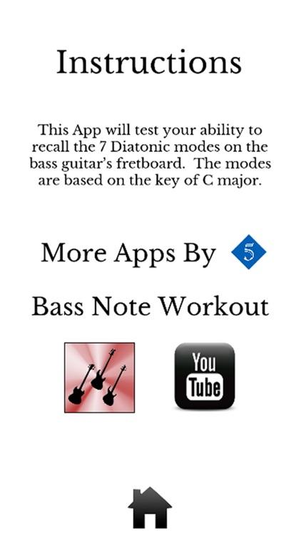 5 String Bass Modes screenshot-4