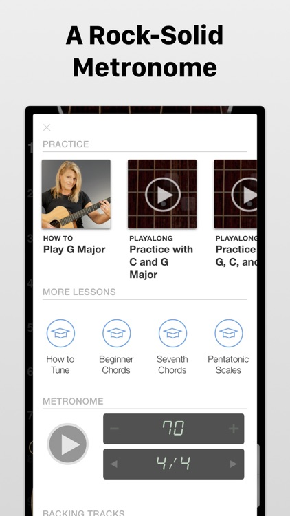 ChordBank  -  Guitar Chord App screenshot-6