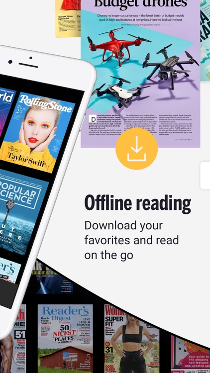Readly - Unlimited Magazines