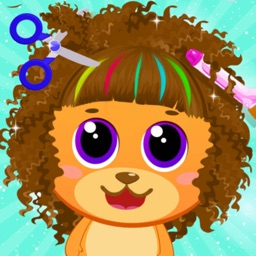 Cute Animal Pet Hairstyle Spa