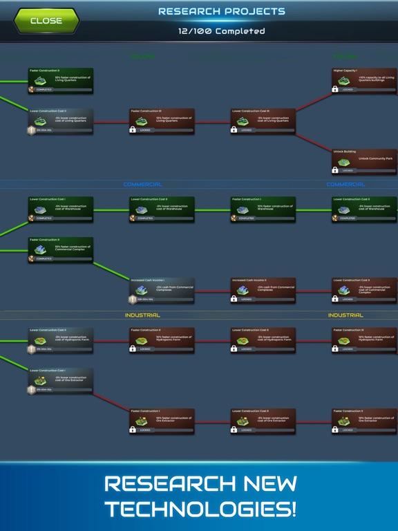 Galactic Colonies screenshot #4