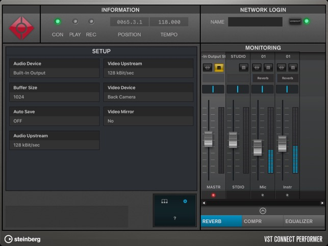‎VST Connect Performer Screenshot