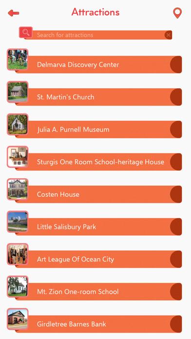 Ocean City Tourism Guide screenshot three