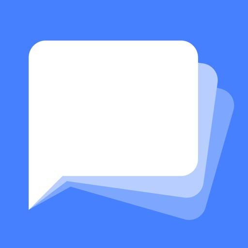 iTextStories: Text Story Maker app logo