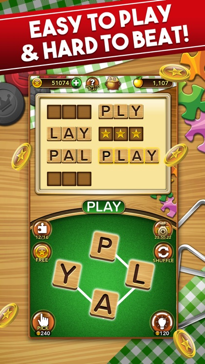 Word Collect: Word Games screenshot-4