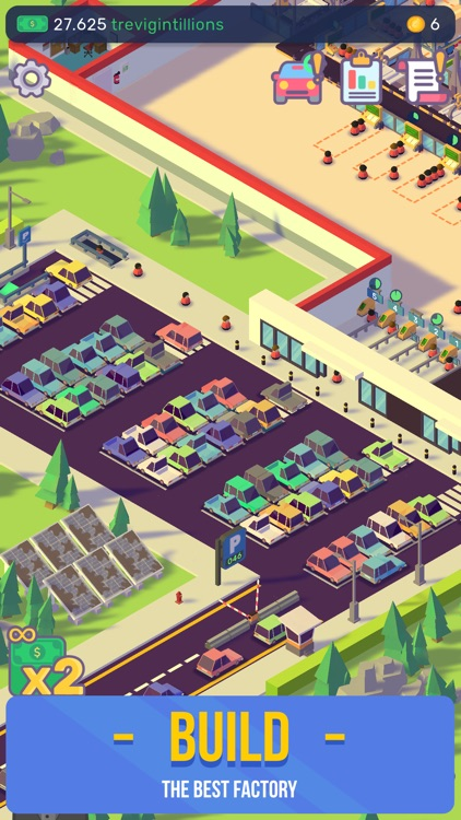 Car Industry Tycoon screenshot-2