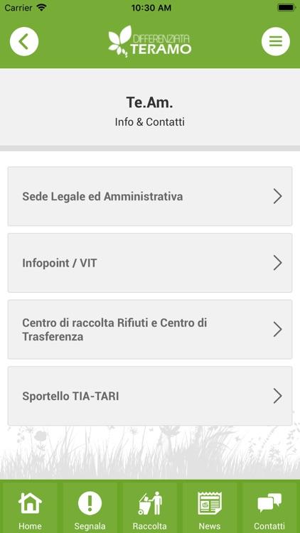 Differenziata Teramo screenshot-3