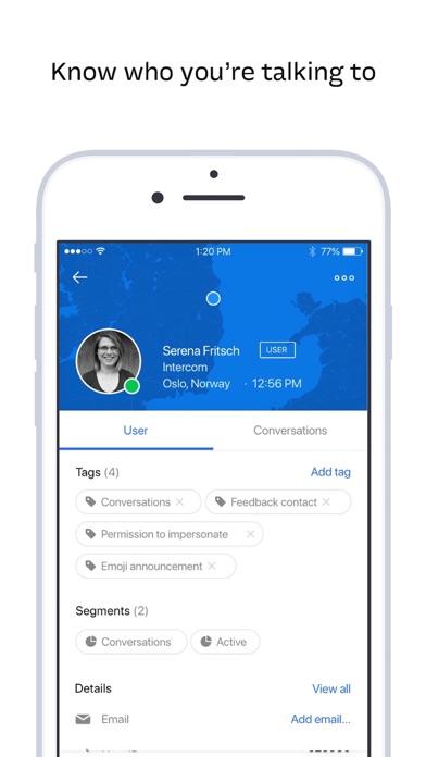 Intercom Conversations
