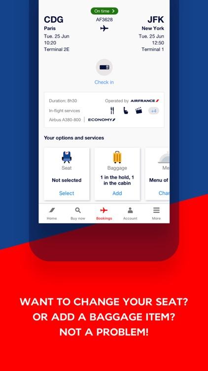 Air France screenshot-3