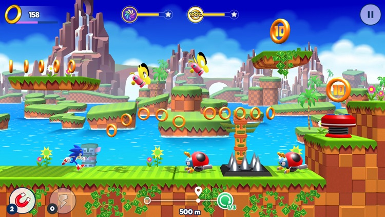 Sonic Runners Adventure screenshot-5