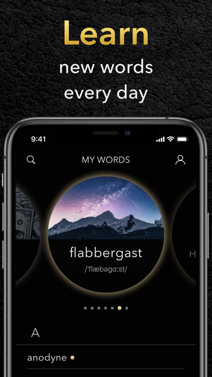 Word Guru: Word of the day