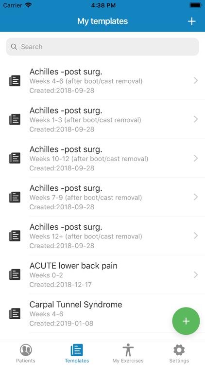 Rehab My Patient screenshot-7