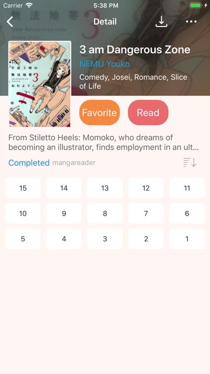 Manga Bird - Best manga reader