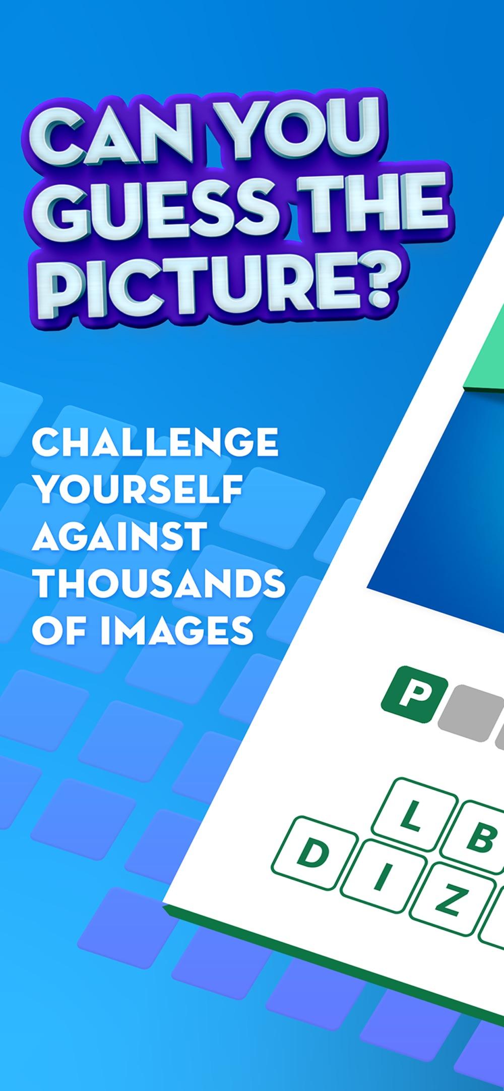 100 PICS Quiz – Picture Trivia
