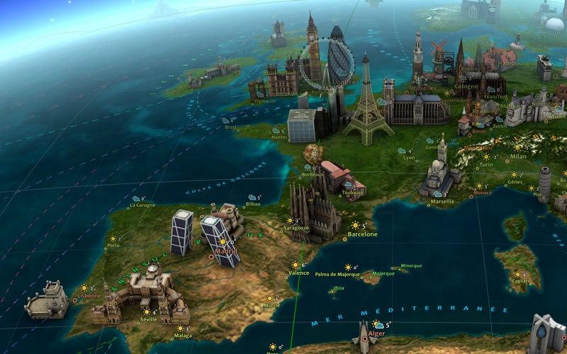 Screenshot #3 pour Terre 3D