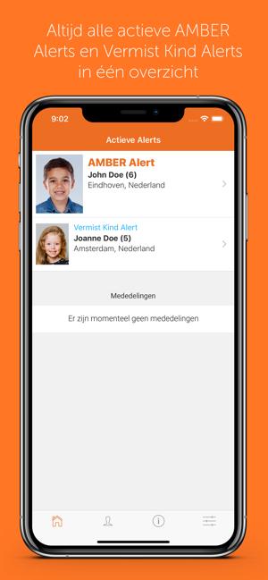 Amber Alert Nederland App On The App Store