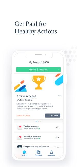Achievement - Reward Health on the App Store