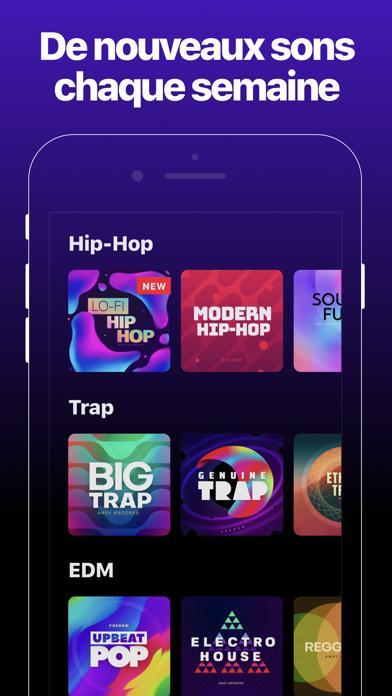 Groovepad - Boîte à Rythme sur pc