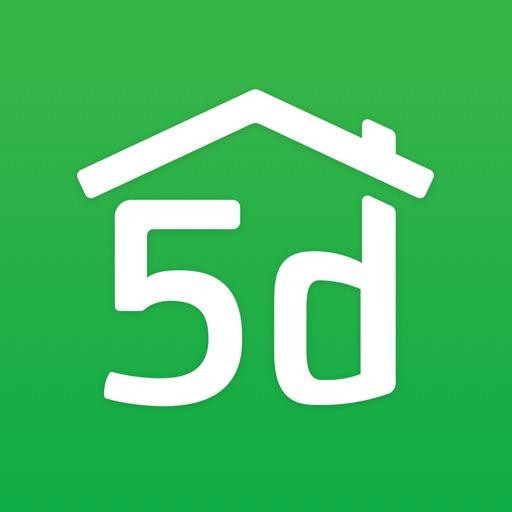 Planner 5D - Interior Design app logo