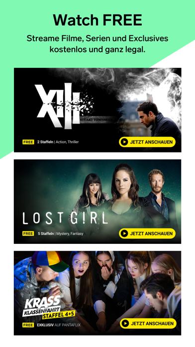 Herunterladen PANTAFLIX - Filme & Serien für Pc