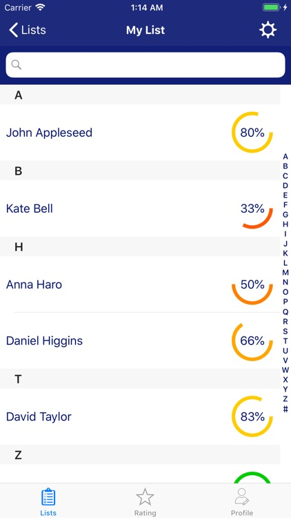List-Pro screenshot-3