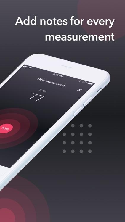 Pulse Beat. Heart Rate Monitor screenshot-9