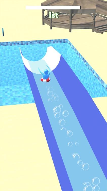 Aqua Race IO screenshot-4