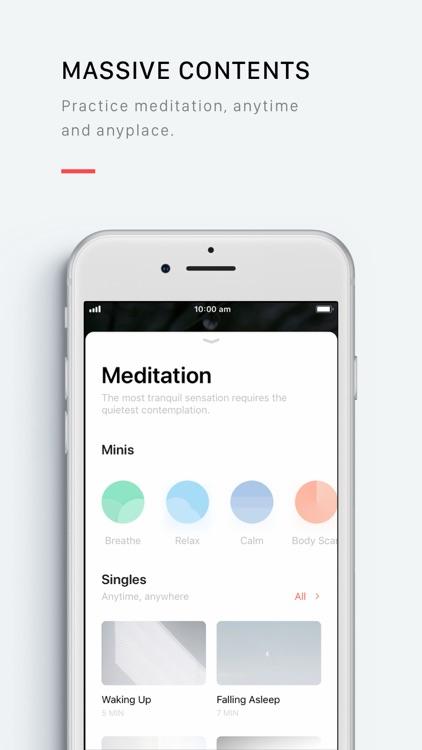 Tide: Sleep. Focus. Meditation screenshot-5