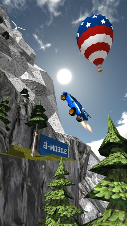 Ramp Car Jumping screenshot-3