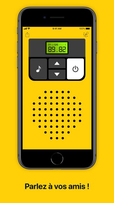 Talkie-walkie - COMMUNICATION