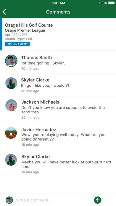 Garmin Golf screenshot 5