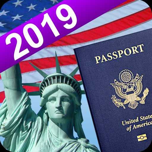 US Citizenship Test 2019 Audio iOS App