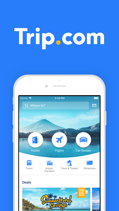 AppShrink | Ctrip for iOS – App Review
