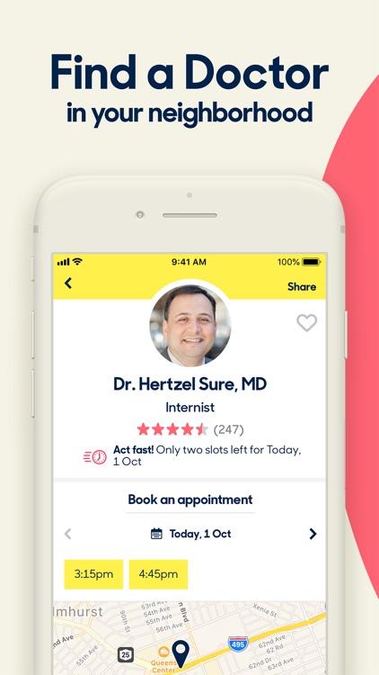 Zocdoc: Find Local Doctors screenshot-5