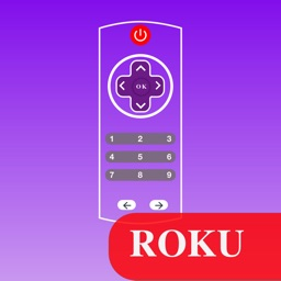 Roku TV Remote Control- RoByte by TinyByte Apps