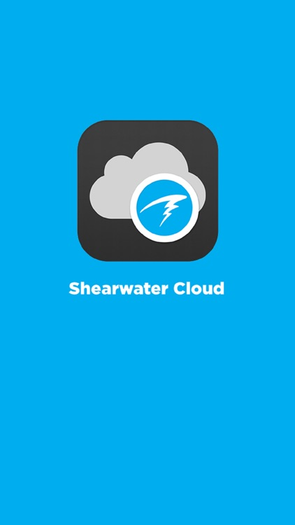 Shearwater Cloud