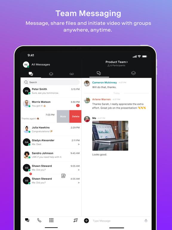 Essentials MobileConnect screenshot