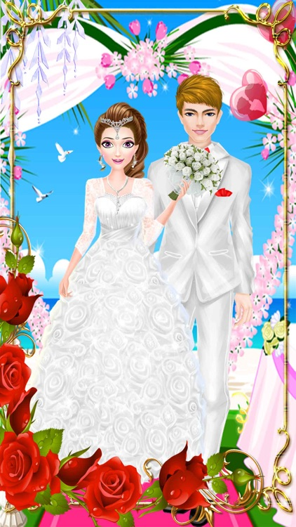 Fantasy Wedding Makeover Salon screenshot-3