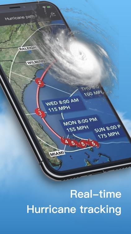 Live Weather Pro-Forecast&Rada
