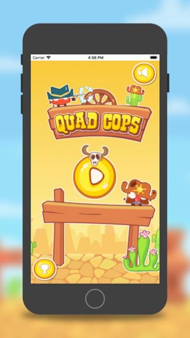 QuadCops screenshot #4