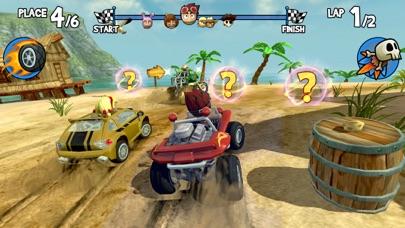 Screenshot of Beach Buggy Racing1