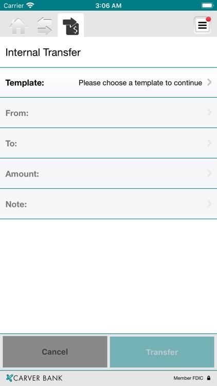 Carver Bank Business Banking screenshot-5