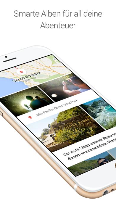 Screenshot for Google Fotos in Germany App Store