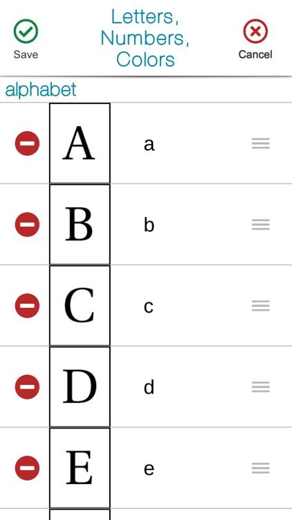 SmallTalk Letters,Number,Color screenshot-3