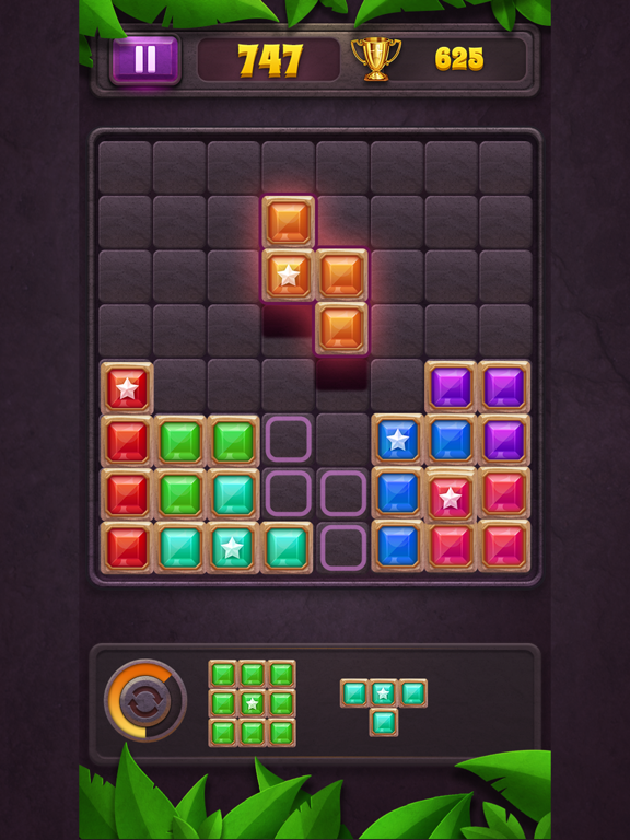 Block Puzzle: Star Gem screenshot 5
