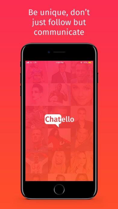 Chatello screenshot #1