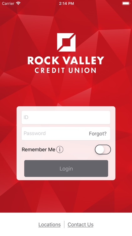 RVCU Mobile Banking App