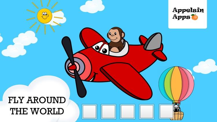 Monkey Moe World Traveler screenshot-4